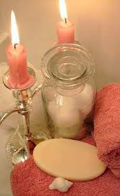 use candles to give your bathroom a more romantic mood when you want to relax for bathroom lighting ideas tips raftertales