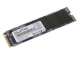 <b>Твердотельный накопитель Qumo</b> Novation TLC 3D SSD 960Gb ...