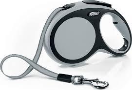 """Поводок-<b>рулетка Flexi """"New Comfort</b>"""", лента, для собак весом до ..."""