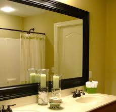 wood bathroom mirror digihome weathered: bright inspiration bathroom mirrors with frames tile lighted oval