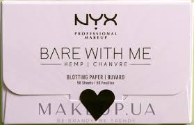 <b>NYX Professional Makeup</b> Bare With Me Hemp - Матирующие ...