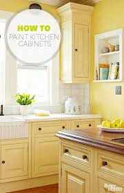 good painted cabinets