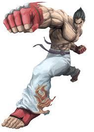 三島一八 | Mishima Kazuya | Kazuya Mishima Mugen Character Download