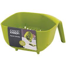 Купить <b>Дуршлаг Joseph Joseph Square SS17</b> Green 40088 в ...