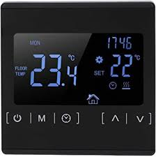 Zopsc MH1822 Heating Thermostat, Easy Control ... - Amazon.com