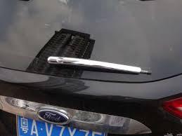 <b>Хромированная накладка</b> на задний <b>дворник</b> для Ford Kuga по ...