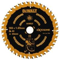 <b>Пильный диск DeWALT Extreme</b> DT10301-QZ 165х20 мм ...