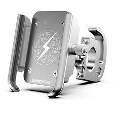 <b>Aluminum Universal</b> Motorcycle <b>Bicycle Bike</b> Handlebar Mobile Cell ...