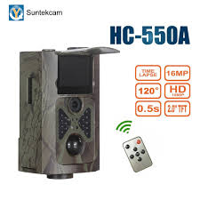 <b>SUNTEKCAM HC 550A Trail Hunting</b> Camera Wildlife Surveillance ...