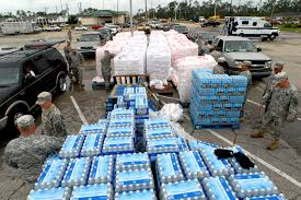 u s department of defense photo essay mississippi army national guard troops provided nearly 1 000 returning hurricane gustav evacuees bottled water and
