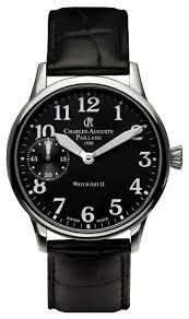 Наручные <b>часы Charles</b>-<b>Auguste Paillard</b> 104.302.11.30S ...