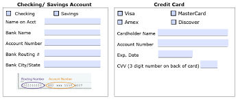 recurring payment authorization form template credit recurring payment authorization form part 3
