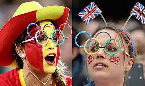 Von Union Jack bis Sombrero: So bekennen Fans und Athleten in London Flagge. - 11_news_artikel_life_style_diverses_2012_olympia_mode_1