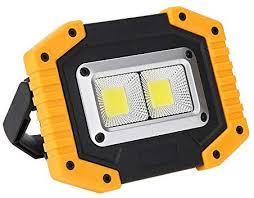 Starnearby <b>20W Led Portable</b> Work Light, Outdoor Waterproof ...