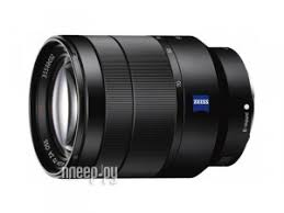 <b>Объектив Sony SEL-2470Z FE</b> 24-70 mm F/4.0 ZA OSS for NEX
