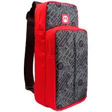 Купить Наплечная <b>сумка</b> Hori Go Pack <b>Super</b> Mario в каталоге ...