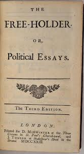 the holder or political essays third edition joseph the