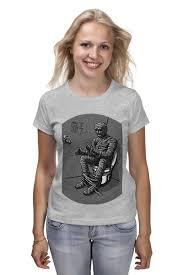 Футболка <b>классическая Mummy</b> #717279 – заказать женские ...