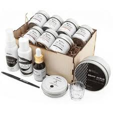 <b>CC Brow</b> Henna Kit Tint Eyebrow & Eyelash Professional Tinting Set ...