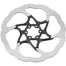 TRP 160 <b>13</b> 2 <b>Piece</b> 6 Bolt <b>Disc Brake</b> Rotor Black - Joyride Cycles