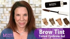 mommy makeup brow tint