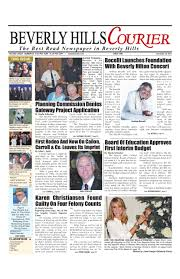 bh courier by the beverly hills courier issuu