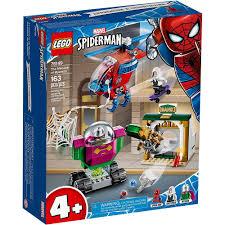 Купить <b>конструктор LEGO Super</b> Heroes Угрозы Мистерио 76149 ...
