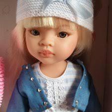 <b>Кукла Маника</b> от <b>Паола Рейна Paola Reina</b> / Игровые куклы ...