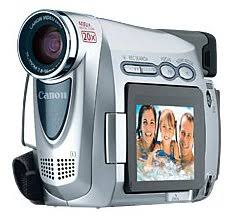 Reviews <b>Canon</b> ZR100 MiniDV Camcorder w 20x Optical Zoom ...