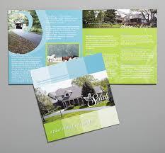 brochure house brochure template templates house brochure template medium size