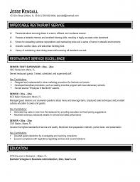 upscale restaurant server resume examples server resume sample cocktail server resume example 10 server resumes examples resume