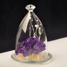 Кристалл Печать Ваза <b>сухоцветы</b> Террариум <b>Home Decor</b> ...