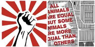 Znalezione obrazy dla zapytania animal farm quote