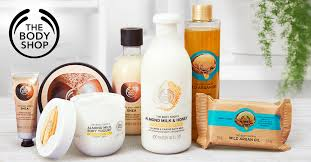 The Body Shop ТИП ПРОДУКТА | The Body Shop Россия