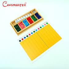 China <b>Decimal</b> Fraction Material Set DIY <b>Montessori Materials</b> ...