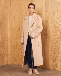 <b>Пальто</b> с широкими плечами в интернет-магазине — <b>12Storeez</b>