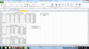 using excel s basic formula functions to create an project using excel s basic formula functions to create an project estimate 11 steps