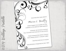 wedding invitation templates for microsoft word  wedding invitation templates 55 x 85