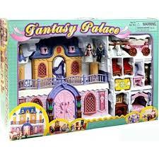 <b>Игровой набор</b> Fantasy <b>Palace</b> Дворец с каретой Keenway ...