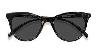 <b>Cartel</b> - Cat Eye Tortoise Frame Prescription <b>Sunglasses</b> For ...