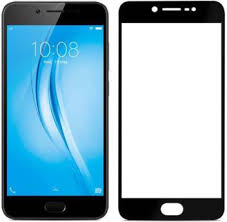 PAV <b>Tempered Glass</b> Guard for Vivo V5 / Vivo V5s <b>Full Screen</b> ...