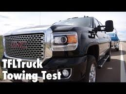 2015 GMC Sierra 3500 0-60 MPH Towing Test: And the fastest ...