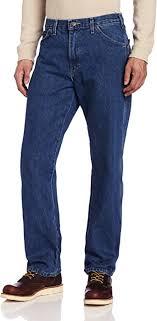 Dickies Men's <b>Relaxed</b>-<b>Fit</b> Carpenter Jean at Amazon Men's ...