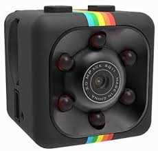 QEBIDUM <b>Small Hidden Camera</b>, <b>Mini</b> Cop Cam, SQ11 <b>Mini DV</b>