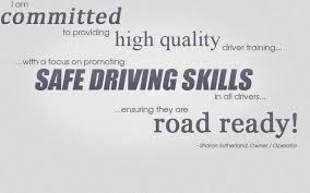 Safe Driving Quotes. QuotesGram via Relatably.com