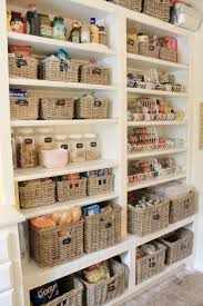 Great Kitchen Storage 20 Best Pantry Organizers Basket Organization Style And Cabinets