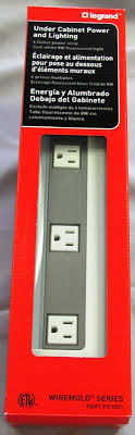 recalled legrand wiremold under cabinet power strip in the red packaging cabinet fluorescent lighting legrand