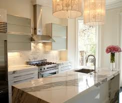beautiful white kitchen cabinets: transitional kitchen by melissa miranda interior design