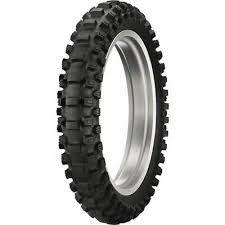 <b>90/100</b>-14 <b>Dunlop Geomax MX33</b> Rear Tire | eBay