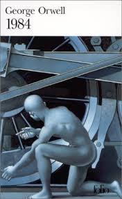 1984 de George Orwell dans Challenge Romans Cultes